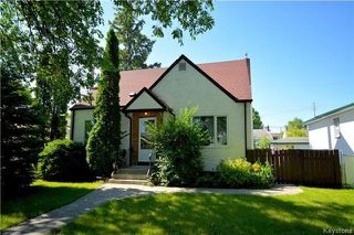 Photo 1: 914 Beach Avenue in Winnipeg: East Elmwood Residential for sale (3B)  : MLS®# 1718059