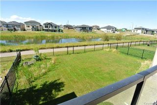 Photo 16: 23 Bridge Lake Drive in Winnipeg: Residential for sale (1R)  : MLS®# 1720828