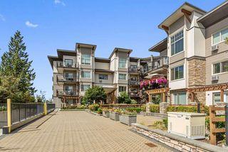 "Photo 1: 214 11935 BURNETT Street in Maple Ridge: East Central Condo for sale in ""KENSINGTON PARK"" : MLS®# R2200805"