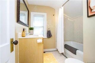 Photo 14: 922 Sherburn Street in Winnipeg: West End Residential for sale (5C)  : MLS®# 1724078