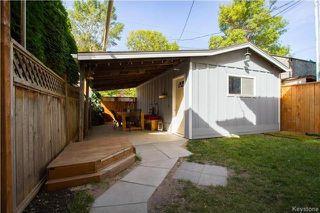 Photo 19: 922 Sherburn Street in Winnipeg: West End Residential for sale (5C)  : MLS®# 1724078
