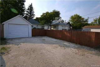 Photo 20: 313 Hampton Street in Winnipeg: St James Residential for sale (5E)  : MLS®# 1724191