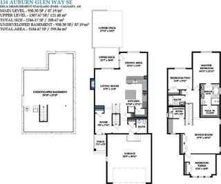 Photo 29: 134 AUBURN GLEN Way SE in Calgary: Auburn Bay House for sale : MLS®# C4167903