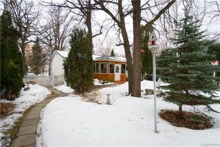 Photo 2: 637 Kilkenny Drive in Winnipeg: Fort Richmond Residential for sale (1K)  : MLS®# 1806711