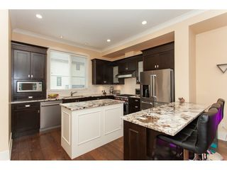 "Photo 7: 629 2580 LANGDON Street in Abbotsford: Abbotsford West Townhouse for sale in ""The Brownstones"" : MLS®# R2254528"
