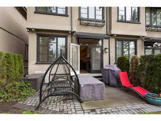 "Photo 20: 629 2580 LANGDON Street in Abbotsford: Abbotsford West Townhouse for sale in ""The Brownstones"" : MLS®# R2254528"
