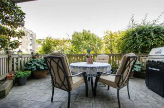 "Photo 12: 104 1066 W 13TH Avenue in Vancouver: Fairview VW Condo for sale in ""LANDMARK VILLA"" (Vancouver West)  : MLS®# R2283278"