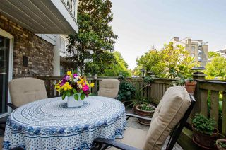 "Photo 14: 104 1066 W 13TH Avenue in Vancouver: Fairview VW Condo for sale in ""LANDMARK VILLA"" (Vancouver West)  : MLS®# R2283278"