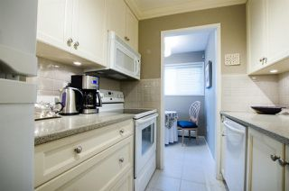 "Photo 7: 104 1066 W 13TH Avenue in Vancouver: Fairview VW Condo for sale in ""LANDMARK VILLA"" (Vancouver West)  : MLS®# R2283278"