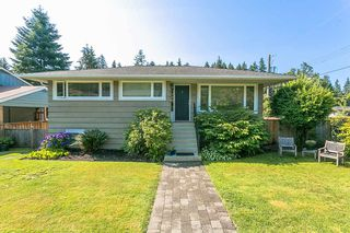 Main Photo: 3023 MARDALE Road in North Vancouver: Capilano NV House for sale : MLS®# R2291604