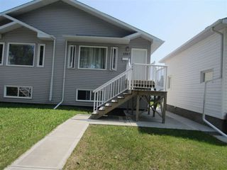 Main Photo: 12017 86 Street in Edmonton: Zone 05 House Half Duplex for sale : MLS®# E4123489