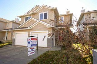 Main Photo: 50 287 MacEwan Road in Edmonton: Zone 55 House Half Duplex for sale : MLS®# E4132902