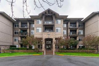 "Main Photo: 308 12268 224TH Street in Maple Ridge: East Central Condo for sale in ""Stonegate"" : MLS®# R2323170"
