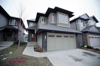 Main Photo: 642 ADAMS Way in Edmonton: Zone 56 House for sale : MLS®# E4136730