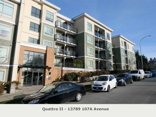 "Main Photo: 225 13789 107A Avenue in Surrey: Whalley Condo for sale in ""Quattro II"" (North Surrey)  : MLS®# R2326632"