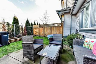 """Photo 20: 5 19938 70TH Avenue in Langley: Willoughby Heights Townhouse for sale in """"summerhill"""" : MLS®# R2329344"""