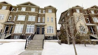 Main Photo: 1641 Cunningham Way SW in Edmonton: Zone 55 Townhouse for sale : MLS®# E4139772