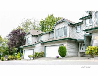 "Photo 1: 31 7465 MULBERRY Place in Burnaby: The Crest Townhouse for sale in ""SUNRDIGE"" (Burnaby East)  : MLS®# R2343593"