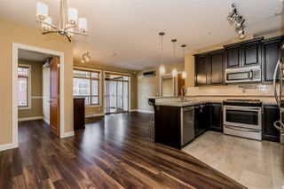 "Photo 3: 307 2860 TRETHEWEY Street in Abbotsford: Abbotsford West Condo for sale in ""La galleria"" : MLS®# R2346797"