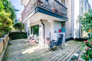 """Main Photo: 110 1515 E 5TH Avenue in Vancouver: Grandview VE Condo for sale in """"WOODLAND PLACE"""" (Vancouver East)  : MLS®# R2362848"""