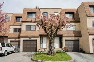 "Photo 1: 235 9458 PRINCE CHARLES Boulevard in Surrey: Queen Mary Park Surrey Townhouse for sale in ""PRINCE CHARLES ESTATES"" : MLS®# R2362654"