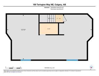 Photo 32: 100 TARINGTON Way NE in Calgary: Taradale Detached for sale : MLS®# C4243849