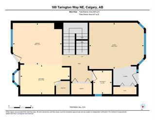 Photo 30: 100 TARINGTON Way NE in Calgary: Taradale Detached for sale : MLS®# C4243849