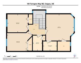 Photo 31: 100 TARINGTON Way NE in Calgary: Taradale Detached for sale : MLS®# C4243849