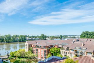 "Photo 18: 801 10 LAGUNA Court in New Westminster: Quay Condo for sale in ""LAGUNA LANDING"" : MLS®# R2369066"