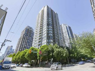 Main Photo: 703 1001 HOMER Street in Vancouver: Yaletown Condo for sale (Vancouver West)  : MLS®# R2371468