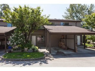Main Photo: 81 27044 32 Avenue in Langley: Aldergrove Langley Townhouse for sale : MLS®# R2372664