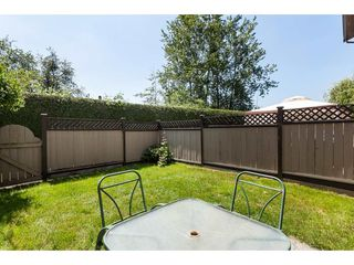 Photo 19: 81 27044 32 Avenue in Langley: Aldergrove Langley Townhouse for sale : MLS®# R2372664