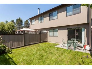 Photo 20: 81 27044 32 Avenue in Langley: Aldergrove Langley Townhouse for sale : MLS®# R2372664