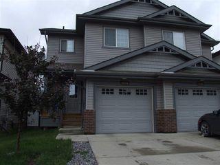 Main Photo: 3034 16A Avenue in Edmonton: Zone 30 House Half Duplex for sale : MLS®# E4164011