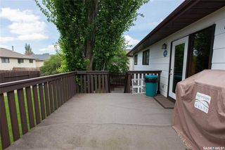 Photo 36: 127 Benesh Crescent in Saskatoon: Silverwood Heights Residential for sale : MLS®# SK778912