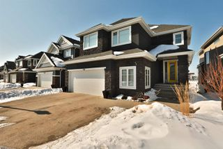 Photo 1: 2206 90A Street in Edmonton: Zone 53 House for sale : MLS®# E4191258