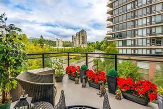 """Photo 9: 412 101 MORRISSEY Road in Port Moody: Port Moody Centre Condo for sale in """"Libra at Suter Brook"""" : MLS®# R2472605"""