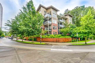 """Photo 36: 412 101 MORRISSEY Road in Port Moody: Port Moody Centre Condo for sale in """"Libra at Suter Brook"""" : MLS®# R2472605"""