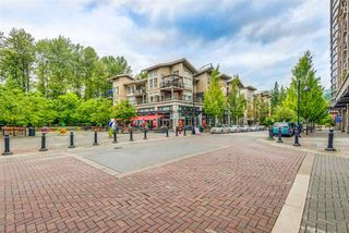 """Photo 24: 412 101 MORRISSEY Road in Port Moody: Port Moody Centre Condo for sale in """"Libra at Suter Brook"""" : MLS®# R2472605"""