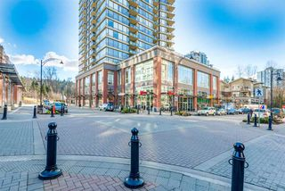 """Photo 35: 412 101 MORRISSEY Road in Port Moody: Port Moody Centre Condo for sale in """"Libra at Suter Brook"""" : MLS®# R2472605"""