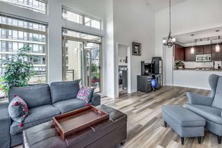 """Photo 8: 412 101 MORRISSEY Road in Port Moody: Port Moody Centre Condo for sale in """"Libra at Suter Brook"""" : MLS®# R2472605"""