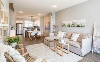 Photo 3: 2134 Maple Road in Edmonton: Zone 30 House Half Duplex for sale : MLS®# E4215298