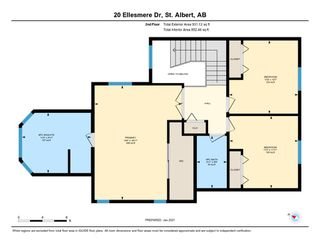 Photo 49: 20 ELLESMERE Drive: St. Albert House for sale : MLS®# E4224931