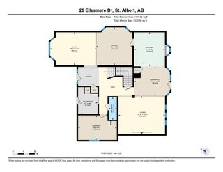 Photo 48: 20 ELLESMERE Drive: St. Albert House for sale : MLS®# E4224931