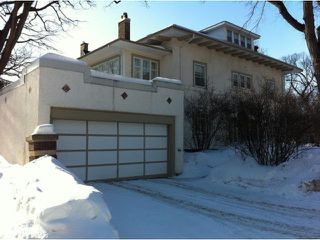 Photo 2: 336 KINGSWAY Avenue in WINNIPEG: River Heights / Tuxedo / Linden Woods Residential for sale (South Winnipeg)  : MLS®# 1104039