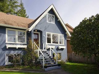 "Photo 1: 3835 W 24TH Avenue in Vancouver: Dunbar House for sale in ""DUNBAR"" (Vancouver West)  : MLS®# V884363"