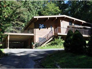 """Photo 1: 1268 GOWER POINT Road in Gibsons: Gibsons & Area House for sale in """"Gower Point"""" (Sunshine Coast)  : MLS®# V890427"""