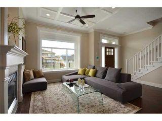 Photo 3: 3734 LINWOOD Street in Burnaby: Burnaby Hospital 1/2 Duplex for sale (Burnaby South)  : MLS®# V911292