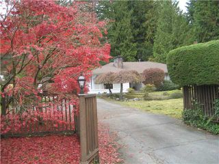 Photo 2: 367 W RABBIT Lane in West Vancouver: British Properties House for sale : MLS®# V918944