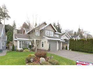 "Photo 1: 5248 GLEN ABBEY Place in Tsawwassen: Cliff Drive House for sale in ""IMPERIAL VILLAGE"" : MLS®# V927493"